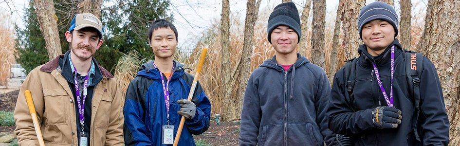 AiG Volunteers