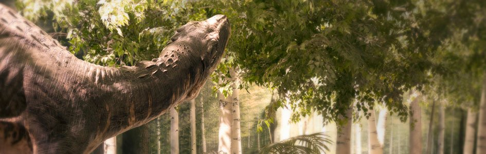 Dinosaurs in Eden
