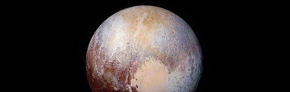 Pluto's Young Surface