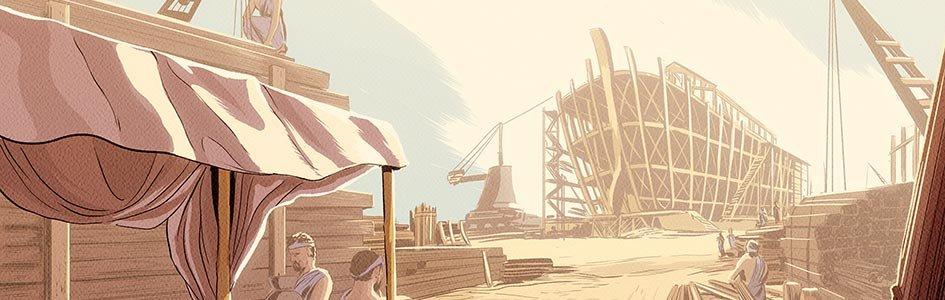 Fantastic Voyage: What Did the Ark Look Like?