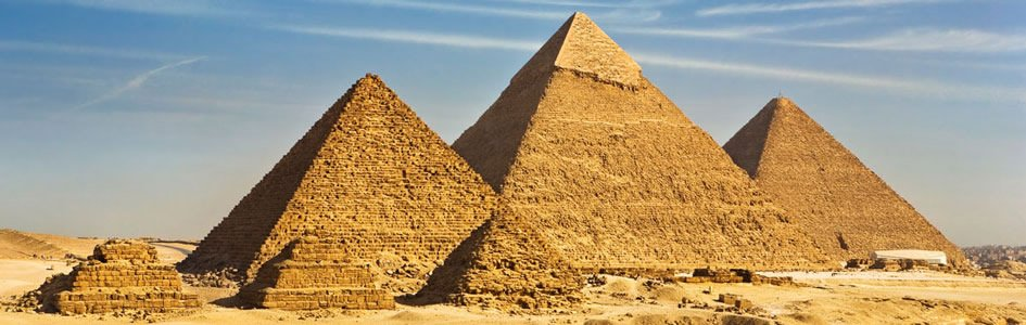 The Shoddy Pyramids