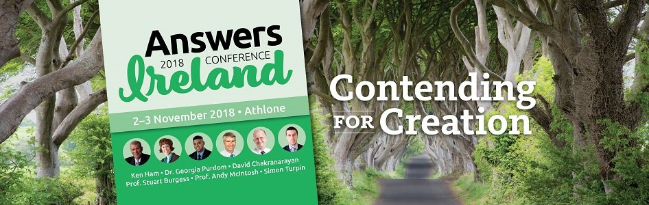 Answers for Ireland Conference: Contending for Creation