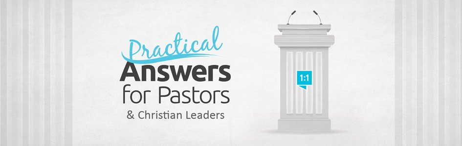 Pastors and Christian Leaders Get Equipped at Answers Conference
