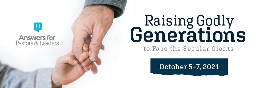 How Can We Raise Godly Generations?