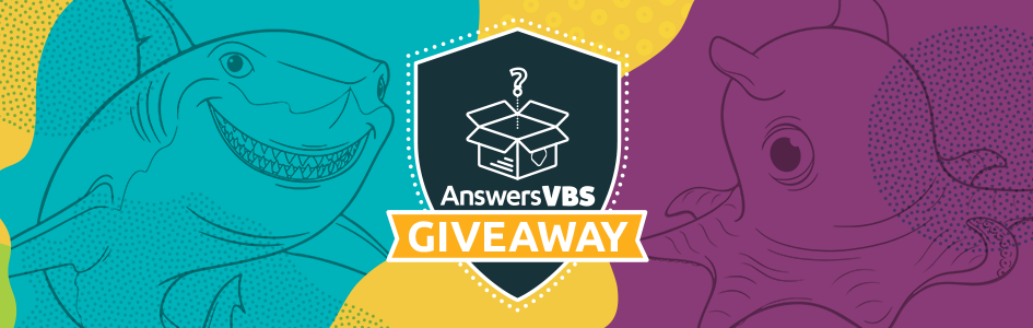 What Will Our 2022 Answers VBS Theme Be? Don't Miss the Announcement!