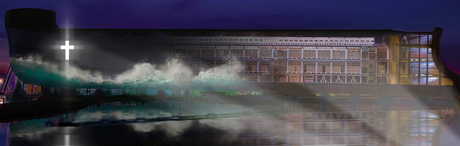 Ark Encounter with Projection Show