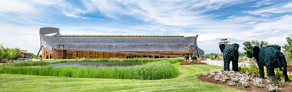 """""""[Ark Encounter] Finally Brought Me to the Lord"""""""