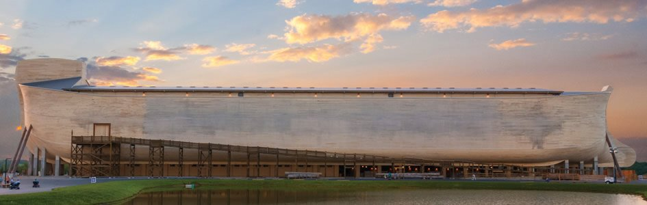 Ark Encounter Sunset