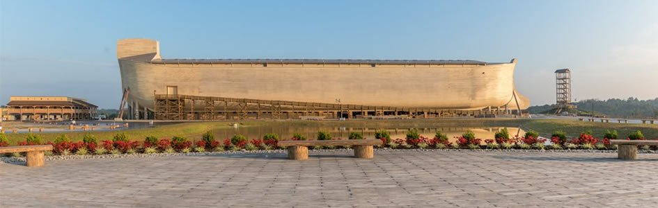 Welcome to Ark Encounter