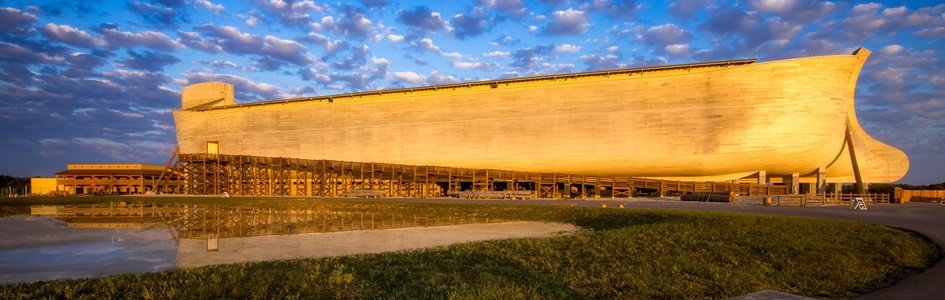 Visitors from Around the World Enjoy the Ark Encounter