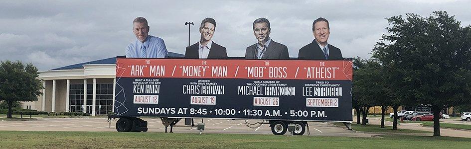 Ark Man Billboard