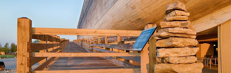 Ark Encounter's Twelve Stones Monument