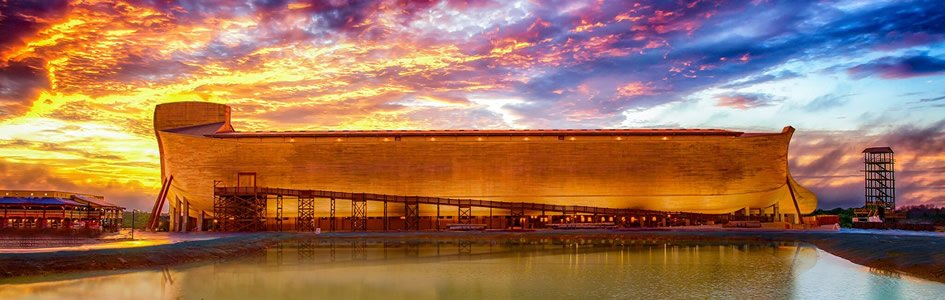 Ark Encounter's Legendary Construction