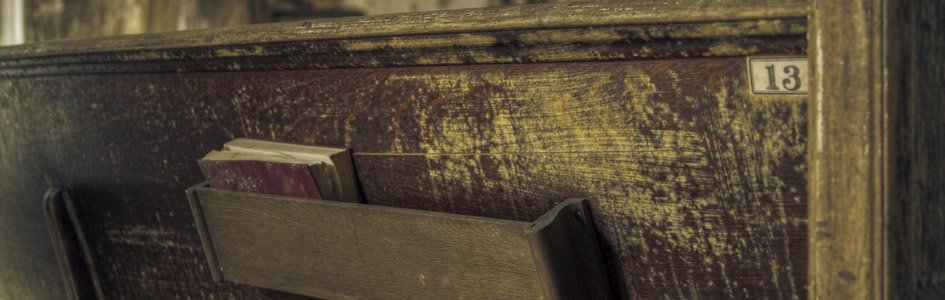 New Study: Liberal Theology Doesn't Save Shrinking Congregations