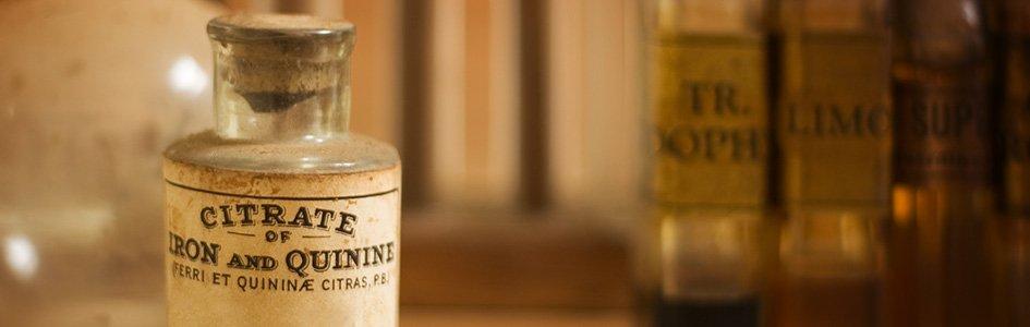 Coronavirus Treatment: Quinine (and Hydroxychloroquine)?