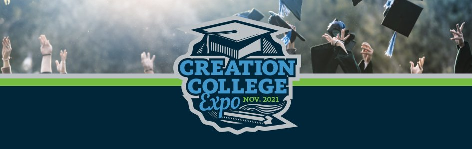 Free Creation College Expo at the Ark Encounter, Nov 4–6, 2021