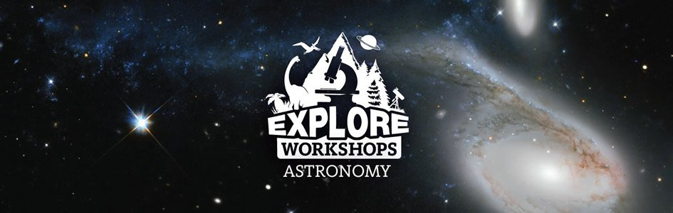 Explore Astronomy in a New Hands-On Workshop