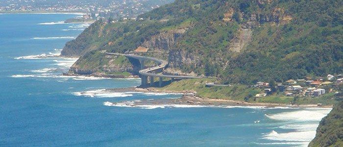 Newcastle and Kiama Coastlines (Australia)