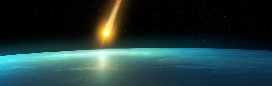 Asteroid No Longer Dinosaur-killing Culprit