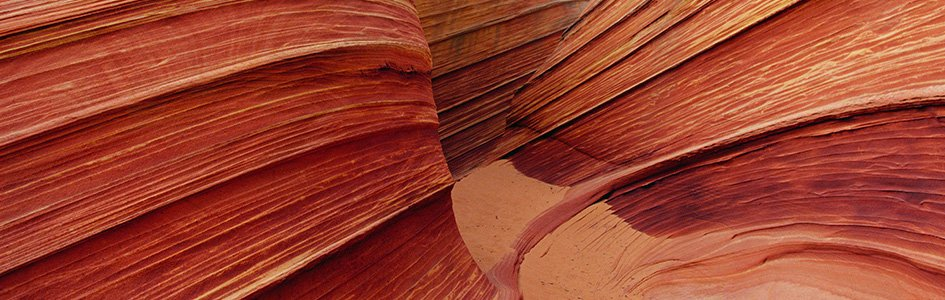 Layers of Sedimentary Rock