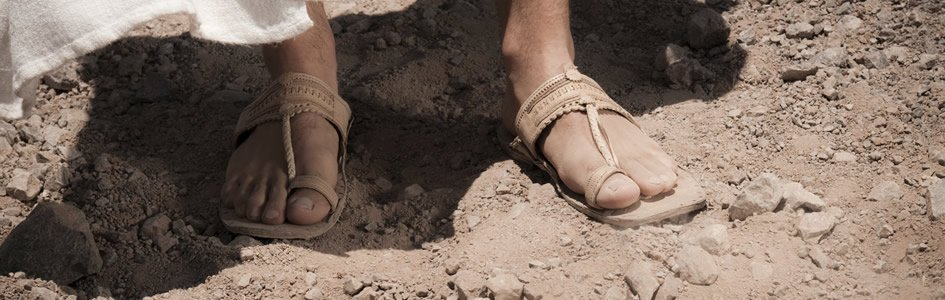 The Dirtiness of Jesus Dwelling Among Us
