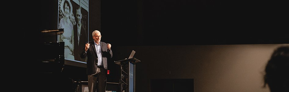 Ken Ham at Equipping Families Conference