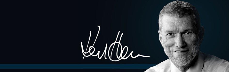 Ken Ham with Signature