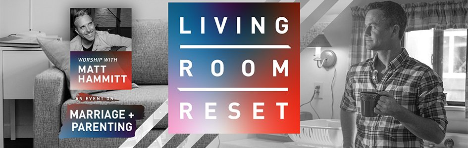 """Living Room Reset"" with Kirk Cameron at the Ark Encounter"
