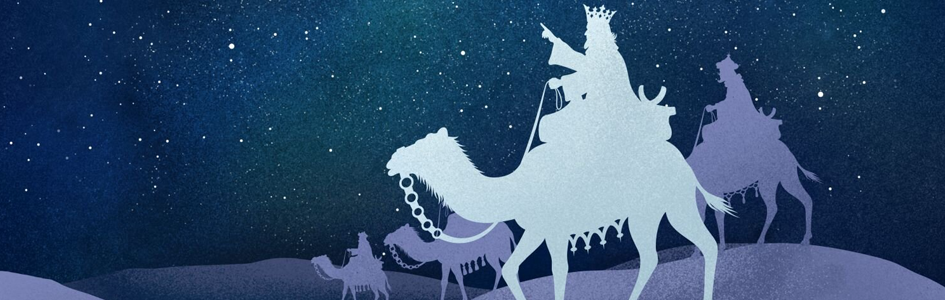 Christmas Is Coming—Get Long Foretold: A Children's Christmas Play Today