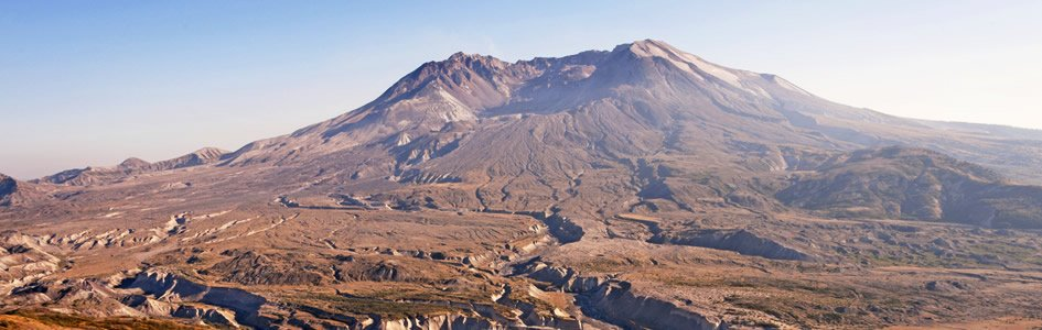 'I got excited at Mount St Helens!'