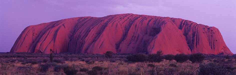 Uluru and Kata Tjuta: A Testimony to the Flood