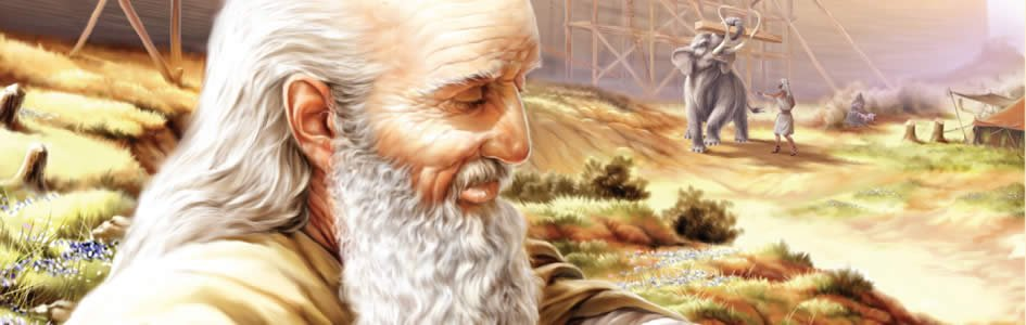 Noah–The Man Who Trusted God