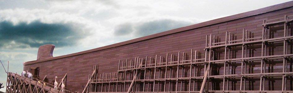 Noah's Ship: Like Nothing You've Seen Before