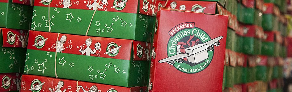 Shoeboxes Deliver Hope Around the World