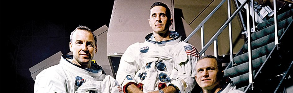 Remembering the Creator—From Space