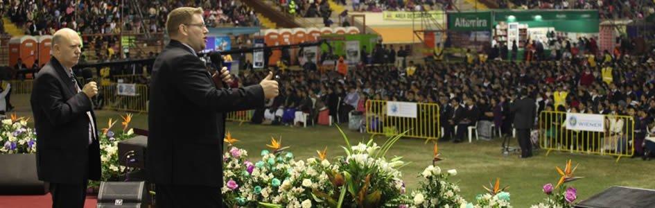 Respuestas en Génesis con el ministerio Canopy en el IV Congreso Latinoamericano de Creacionismo