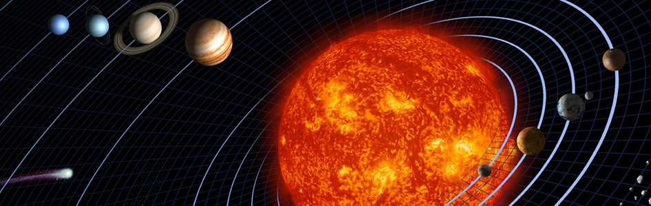 Sun and Planets Built Differently Says Nasa