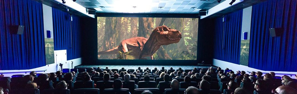 The 4D Special Effects Theater at the Creation Museum
