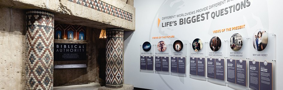 New Exhibits at the Creation Museum