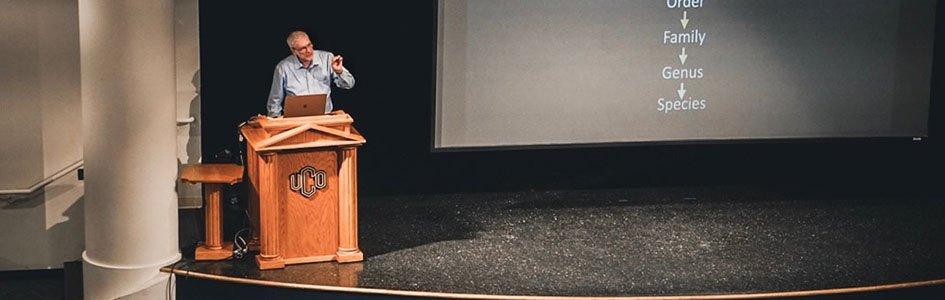 Ken Ham Speaking at UCO