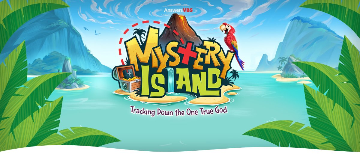 VBS 2020 Theme: Mystery Island | Answers VBS Curriculum