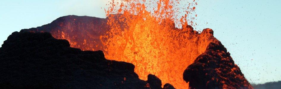 Volcanoes—Windows Into Earth's Past