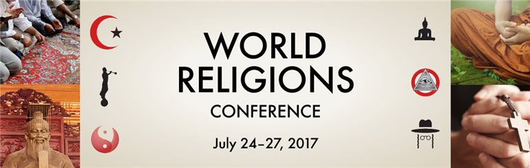 Equip Yourself with the New World Religions 3 Book and the World Religions Conference