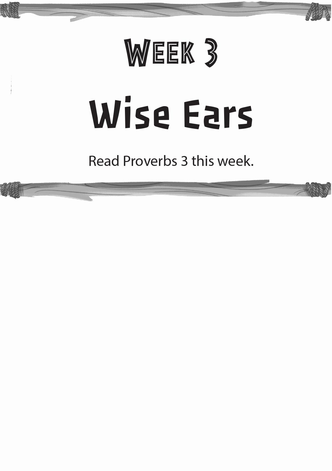 Wise Ears