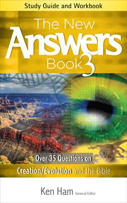 The New Answers Book 3 Study Guide