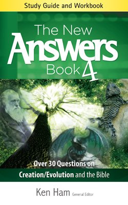 The New Answers Book 4 Study Guide