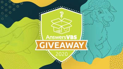 Win a Free Answers VBS Super Starter Kit