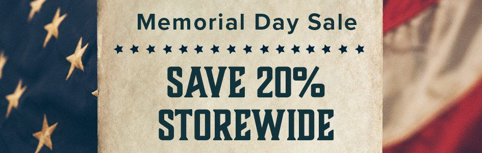 Enjoy 20% Off at Answers Bookstore for Memorial Day