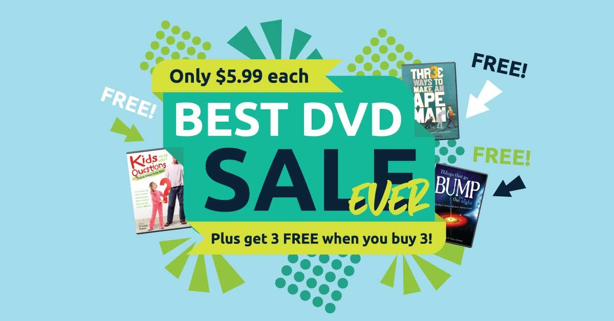 Don't Miss Our Best DVD Sale Ever