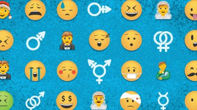 New Emojis (2020): Male Bride, Woman in a Tuxedo, Gender-Neutral Santa